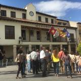 Visita Plaza Ayuntamiento